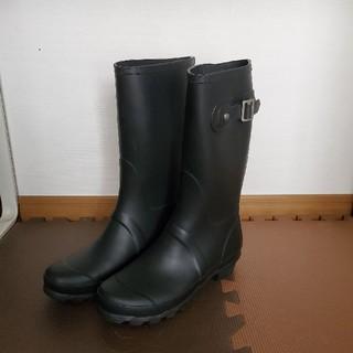 ホーキンス(HAWKINS)のレインブーツ レディース M 23.5cm(レインブーツ/長靴)