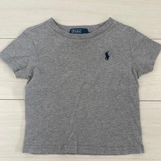 POLO RALPH LAUREN - 【ラルフローレン】Tシャツ 9m グレー