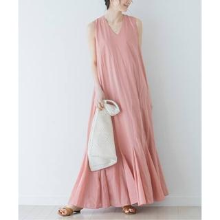 ノーブル(Noble)のNOBLE【ノーブル】☆【MARIHA】夏の月影のドレス2 新品ピンク(ロングワンピース/マキシワンピース)