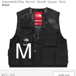 シュプリーム(Supreme)のSupreme®/The North Face® Cargo Vest M(ベスト)