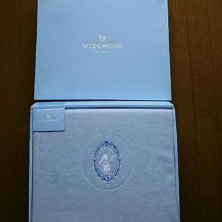 ウェッジウッド(WEDGWOOD)のウェッジウッド綿毛布(ゆい様専用)(毛布)