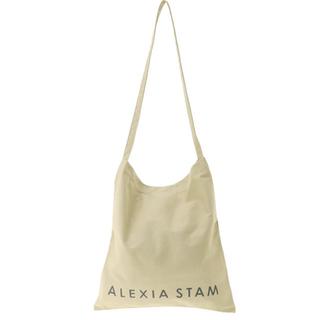 ALEXIA STAM - ALEXIA STAMトートバッグ