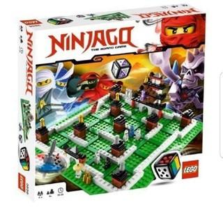 Lego - レゴ LEGO ニンジャゴー ボードゲーム