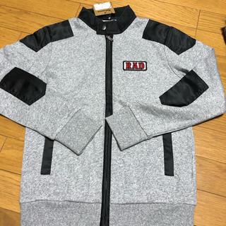 RAD CUSTOM - ラッドカスタム  薄手パーカー 150 新品タグ付 Bebe