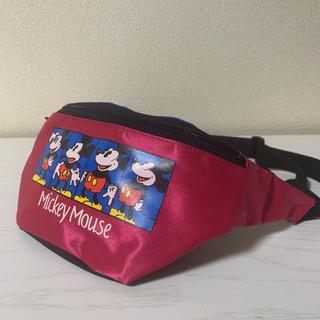 ディズニー(Disney)のミッキー ウエストバッグ ディズニー(ボディバッグ/ウエストポーチ)