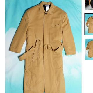 ジョンローレンスサリバン(JOHN LAWRENCE SULLIVAN)のmagliano eskimo coat(チェスターコート)