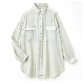 シマムラ(しまむら)のしまむら HK WORKS LODON ボリュームスリーブシャツ(シャツ/ブラウス(長袖/七分))