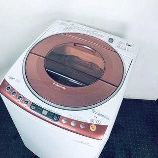 ★送料・設置無料★ パナソニック  洗濯機 10年 (No.0086)(洗濯機)