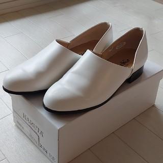 ハルタ(HARUTA)の※新品未使用※HARUTAレザースポック(ローファー/革靴)