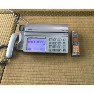 パナソニック(Panasonic)の(中古) Panasonic パーソナルファックス おたっくす KX-PW820(その他)