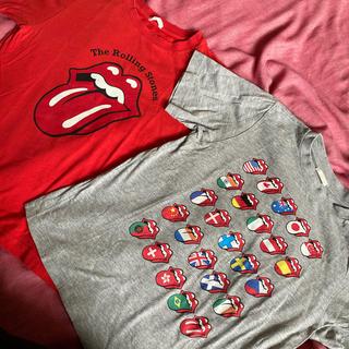 GU - ローリングストーン Tシャツ  2枚セット
