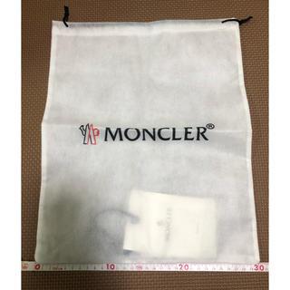 モンクレール(MONCLER)のモンクレール ショップ袋 内袋(ショップ袋)