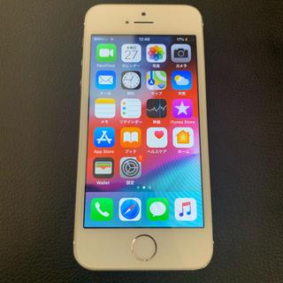 アイフォーン(iPhone)のiPhone 5s 32GB(スマートフォン本体)