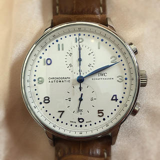 IWC クロノグラフポルトギーゼ(腕時計(アナログ))