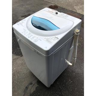 東芝 - TOSHIBA 5.0kg電気洗濯機 AW-5G5 2017