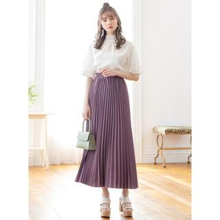 GRL - 新品 春夏 プリーツスカート
