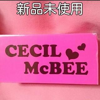 CECIL McBEE - 激レアノベルティ新品★セシルマクビー★フッ素加工ミニフライパン&鍋2個セット