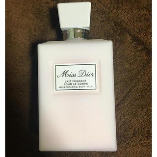 Dior - Miss Dior ボディミルク 200ml
