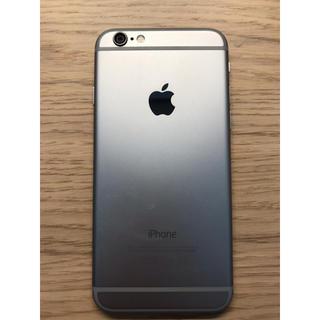 アイフォーン(iPhone)のiphone6 64GB au(スマートフォン本体)