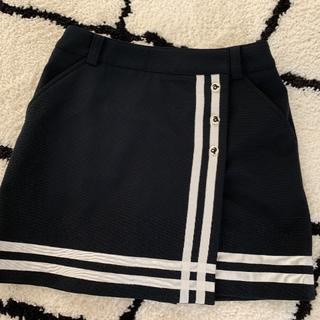 パーリーゲイツ(PEARLY GATES)のアルチビオ スカート 38(ミニスカート)