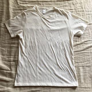 オルタナティブ(ALTERNATIVE)のオルタナティブアパレル TシャツM アイボリー(Tシャツ(半袖/袖なし))