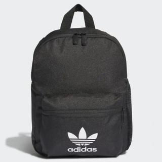アディダス(adidas)のアディダス♡ミニリュック♡バックパック♡ブラック(リュックサック)