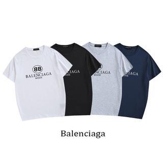 Balenciaga - 新品[2枚8000円送料込み]バレンシアガ Tシャツ 半袖男女兼用