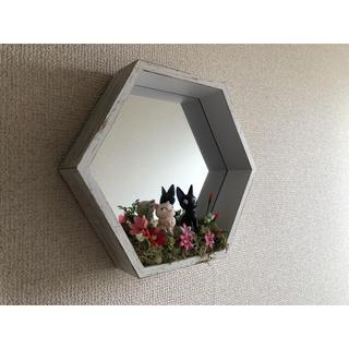 ジブリ - 【魔女の宅急便】壁掛けミラー