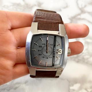 ディーゼル(DIESEL)の【中古品】ディーゼル 腕時計 スクエア(腕時計(アナログ))