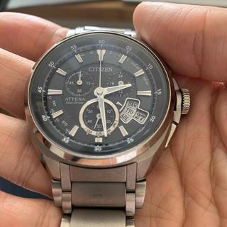 シチズン(CITIZEN)のCITIZEN ATTESA H610-T015581(腕時計(アナログ))