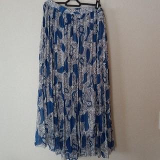 アズノゥアズオオラカ(AS KNOW AS olaca)のmomo様専用 アズノウアズオオラカ スカート&ワンピース(ロングスカート)