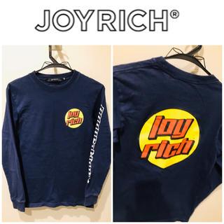 ジョイリッチ(JOYRICH)のローラ着■レア入手困難■JOYRICH ジョイリッチ ロゴ ロング Tシャツ(Tシャツ(長袖/七分))