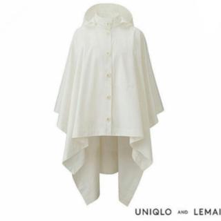ユニクロ(UNIQLO)のユニクロ ルメール レディース ケープ コート(スプリングコート)