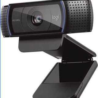ロジクール ウェブカメラ C920n ブラック フルHD 1080P