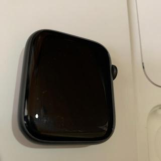 アップルウォッチ(Apple Watch)のApple watch series 4 GPSモデル おまけ付き(スマートフォン本体)