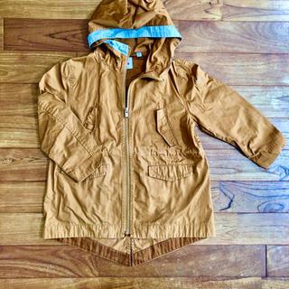 アンダーカバー(UNDERCOVER)のユニクロアンダーカバーコラボモッズコート 110センチ(ジャケット/上着)
