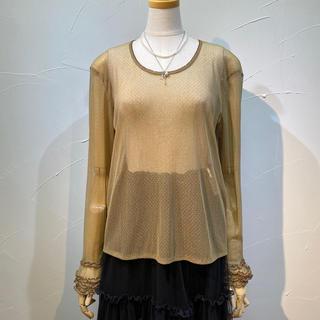 カネコイサオ(KANEKO ISAO)のカネコイサオ ドットチュール Tシャツ (Tシャツ(長袖/七分))