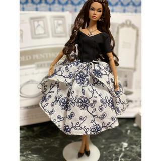 バービー(Barbie)のボス様専用 poppyparkerドレス (人形)