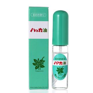 (人´∀`)♪⭐️北見ハッカ油スプレー☆ハッカ草から蒸留抽出した天然添加物