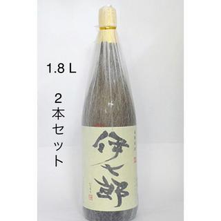 本格芋焼酎 伊七郎 1.8L 2本セット(焼酎)