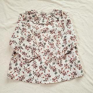 ザラキッズ(ZARA KIDS)のハウディドゥーディーズ 花柄トップス(Tシャツ/カットソー)
