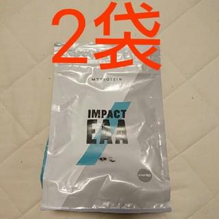 MYPROTEIN - 「EAA 1キロ ノンフレーバー 2袋」