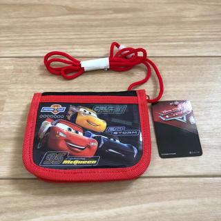 ディズニー(Disney)のキッズ 財布 男の子 カーズ 未使用(財布)