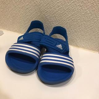 アディダス(adidas)のアディダス  サンダル 13センチ(サンダル)
