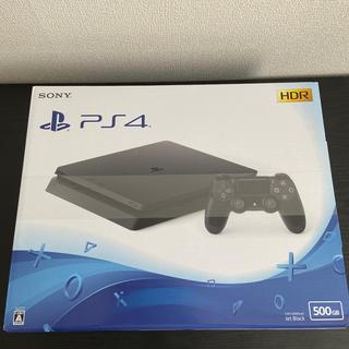 PlayStation4 - PS4 PlayStation4 本体 CUH-2200AB01 新品未開封