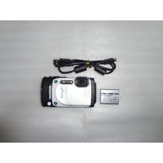 オリンパス(OLYMPUS)のOLYMPUS TG-870 動作確認済 !!(コンパクトデジタルカメラ)