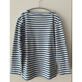オーシバル(ORCIVAL)の新品 orcival  ボーダー バスクシャツ Bshop ウティ (Tシャツ/カットソー(七分/長袖))