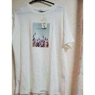 LOWRYS FARM - 新品 ローリーズ フォトプリントTシャツ F