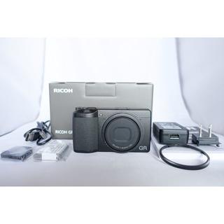 リコー(RICOH)の★RICOH リコー GR3 使用回数小(美品)(コンパクトデジタルカメラ)