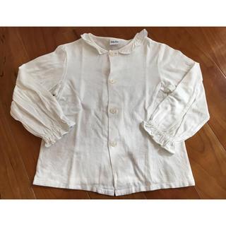 ディオール(Dior)のベビー ディオール baby Dior 長袖シャツ インナー ブラウス 95cm(ブラウス)